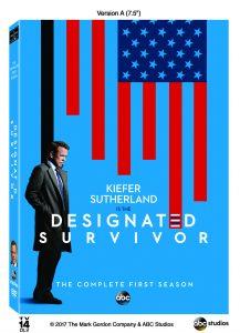 Designated Survivor Season One DVD Release Date