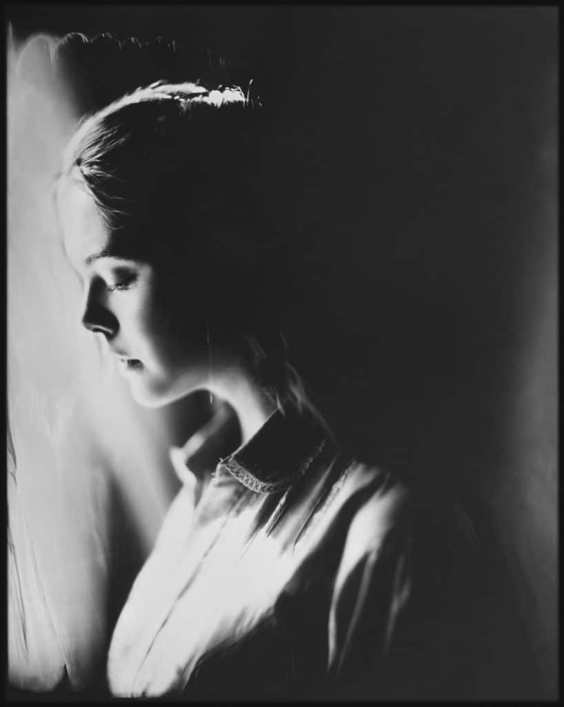 The Beguiled tintype photos