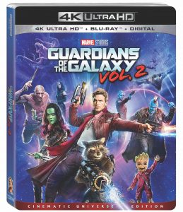 Guardians of the Galaxy Blu-Ray Release Date