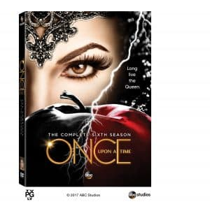 Once Upon a Time Season 6 DVD Release Date