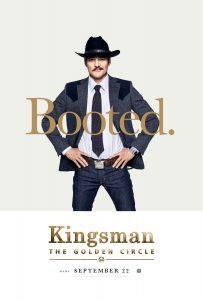 Kingsman The Golden Circle SDCC