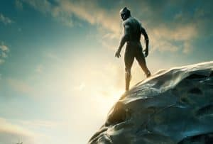 An All New Poster Now Available for Black Panther! #BlackPanther