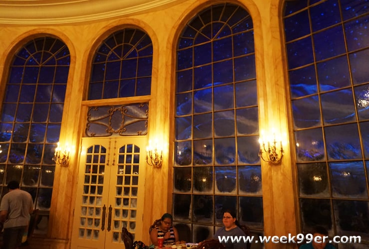 Be Our Guest Restaurant Walt Disney World Review