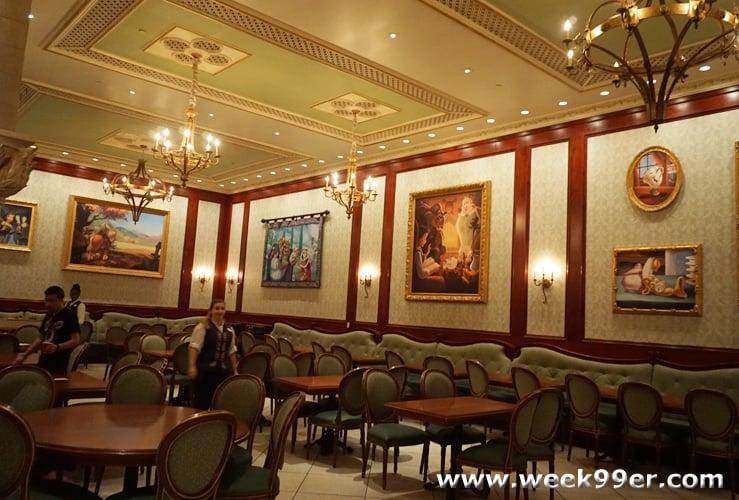 Be Our Guest Restaurant Walt Disney World Review