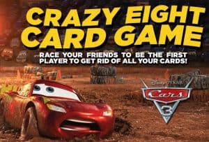 New Cars 3 Printable Activities and Coloring Sheets #Cars3