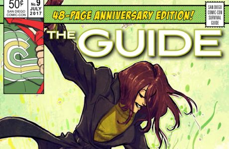 Get Your Comic-Con Survival Guide Here!