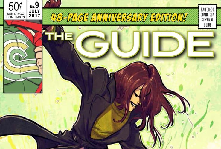 comic-con guide Free