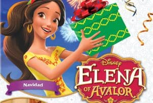 Elena of Avalor: Celebrations to Remember is Coming to DVD in time for the Holidays