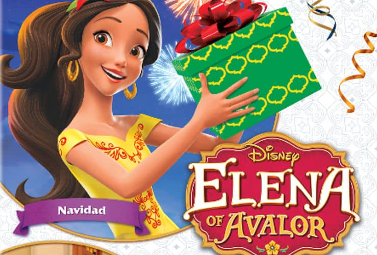 Elena of Avalor: Celebrations to Remember DVD Release