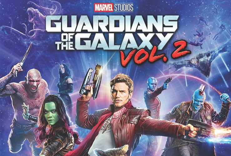 guardians volume 2 dvd release date