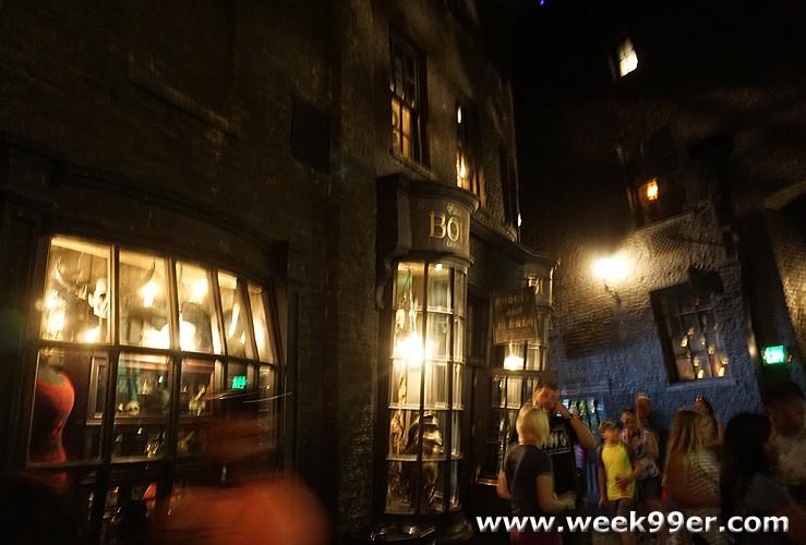 Harry Potter World Universal Studios Orlando