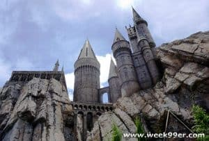 From Kings Cross to Hogwarts – How Universal Brings Harry Potter to Life #UniversalMoments