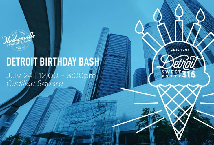hudsonville birthday bash detroit