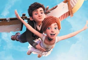 Enter to Win a Family-4-pack of Passes to An Advance Screening of LEAP! @LeapTheMovie