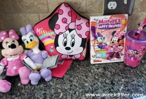 Learn All About Helping with Minnie's Happy Helpers + Activity Sheet