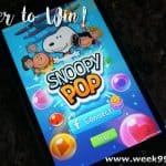 Check Out the New Addicting Game Snoopy Pop + Tablet and Game Giveaway! #SnoopyPop #PopGoesTheSnoopy