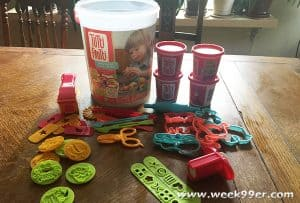 Tutti-Frutti – Finally a Modeling Dough that is Non-Toxic and Will Last!