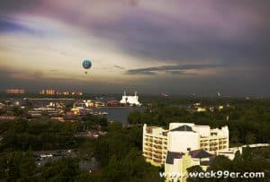 wyndham lake buena vista disney springs review