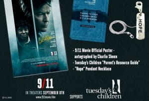 Enter to win a 9/11 Movie Prize Pack and Signed Movie Poster! #Remember911