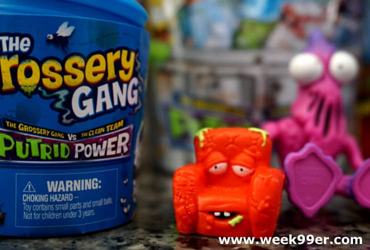 Grossery Gang review