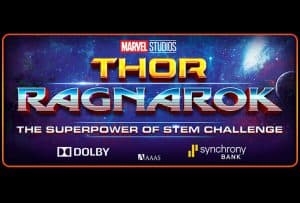 How to Enter the THOR: RAGNAROK Superpower of STEM Challenge #ThorRagnarok