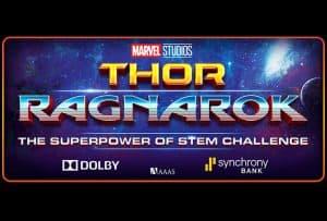 How to Enter the THOR: RAGNAROK Superpower of STEM Challenge #ThorRagnarok