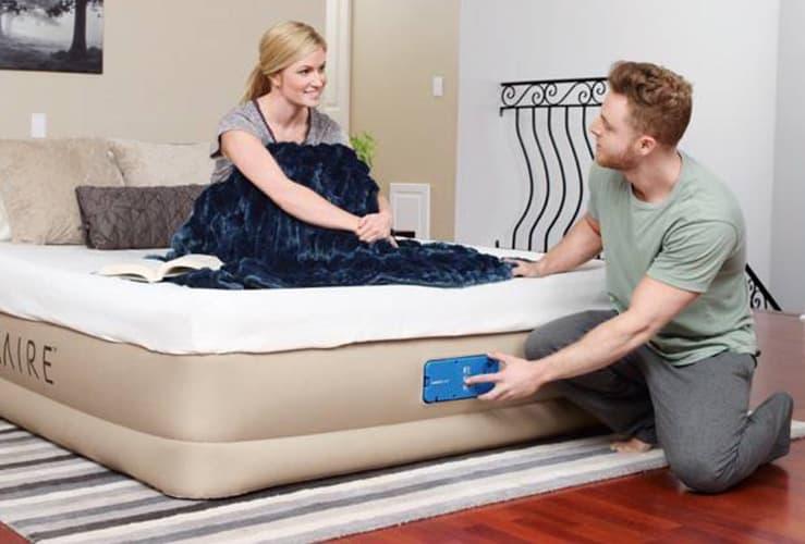 bestway air mattress deal