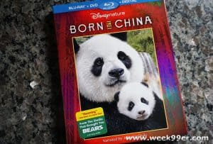 Win a Copy of Born in China! #borninchina