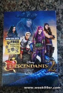 disney descendants 2 review