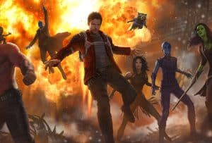 Guardians of the Galaxy Vol. 2 Concept Artwork and Bonus Clips! #gotgv2