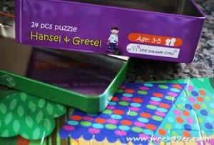 Bring Their Favorite Fairy Tales to Life with Puzzles from the Purple Cow