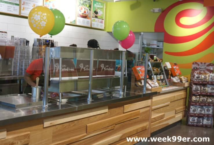 Jamba Juice Southfield Review