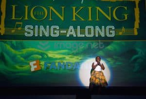 Special Sing-Along Screening of The Lion King for it's Signature Collection Release