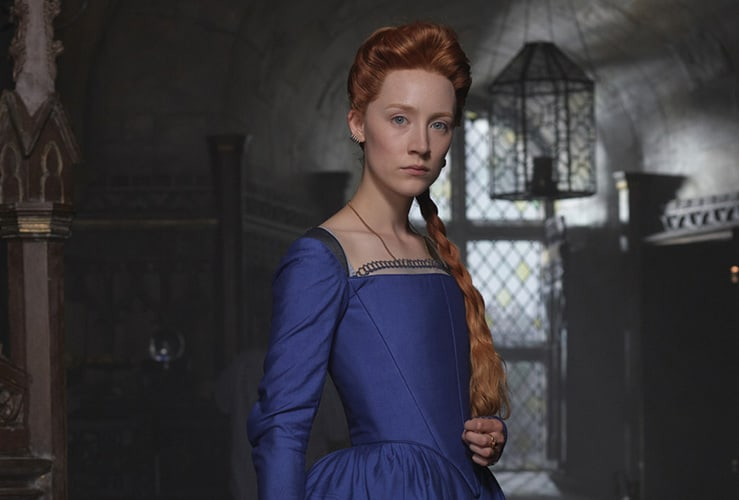 mary queen of scots first look