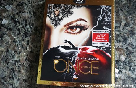 Experience The Fairy Tales Again with Once Upon a Time Season 6 Now on Blu-Ray