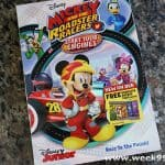 Mickey and the Roadster Racers Start Your Engines is Racing Home on DVD