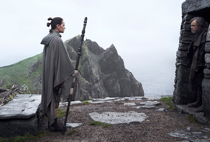 the last jedi force friday ii