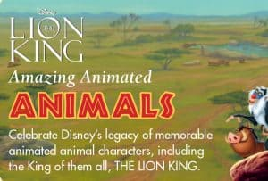 New Activity Sheets for The Lion King + Insider Stories Bonus Clips