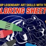 Legendary Coloring Sheets from Voltron Legendary Defenders #Voltron