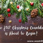 The 2017 Christmas Countdown is About to Begin!