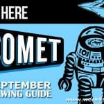 Comet TV heads to Space in September + Charge Goes to the Ring! #CometTV