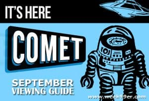 Godzilla is Smashing Through the September Viewing Guide on Comet TV! #comettv