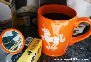 Celebrate National Coffee Day with Black and White Cookie Coffee + Giveaway #NationalCoffeeDay