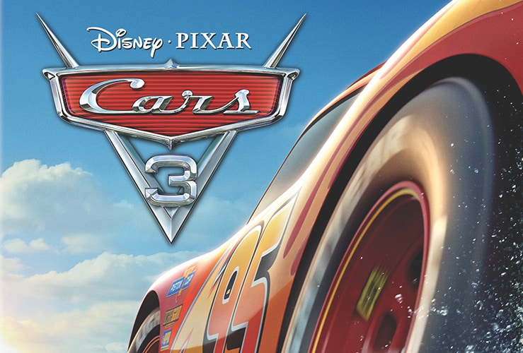 cars 3 home release announcement