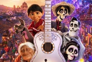 All New Poster and trailer for Disney Pixar's COCO! #Coco