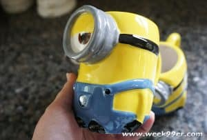 Minion Mugs Zak Designs