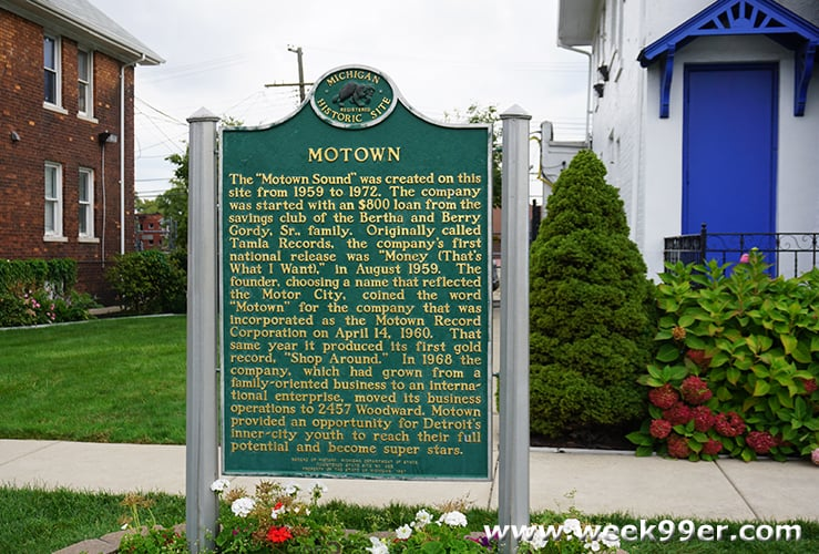 Motown Museum Detroit Review