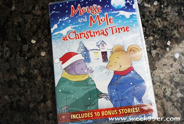 Mouse and Mole at Christmas Time