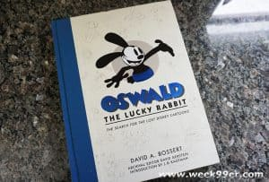 oswald the lucky rabbit the search for the lost disney cartoons review