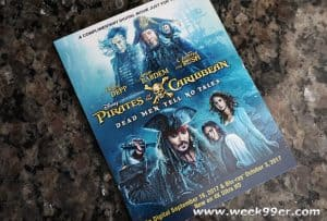 Win a Digital Copy of Pirates of the Caribbean Dead Men Tell No Tales #PiratesLifeEvent #PiratesoftheCaribbean